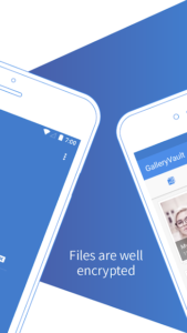 تصویر محیط Gallery Vault – Hide Pictures And Videos v3.14.82