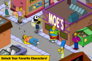 تصویر محیط The Simpsons™: Tapped Out v4.49.0