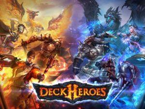 تصویر محیط Deck Heroes: Legacy v13.1.0