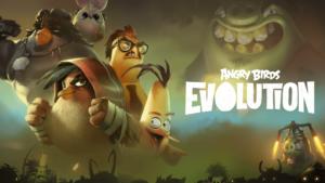تصویر محیط Angry Birds Evolution v2.4.1 + data