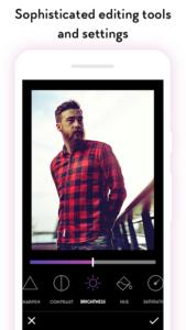 تصویر محیط Filterloop – Photo Filters and Effects v1.4.4