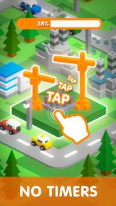 تصویر محیط Tap Tap Builder v4.0.4
