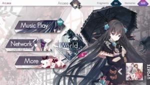 تصویر محیط Arcaea – New Dimension Rhythm Game v2.0.2 + data
