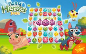 تصویر محیط Farm Heroes Saga v5.23.4