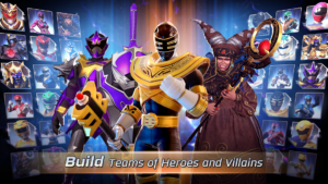 تصویر محیط Power Rangers: Legacy Wars v2.7.0