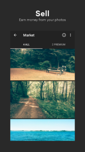 تصویر محیط EyeEm – Camera & Photo Filter v8.1