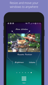 تصویر محیط Lua Player Pro (HD POP-UP) v2.8.6