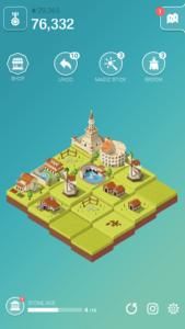 تصویر محیط Age of 2048: Civilization City Building Games v1.7.2