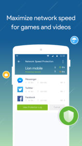تصویر محیط Network Master – Speed Test v1.9.81