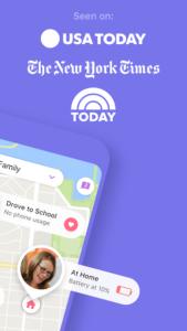 تصویر محیط Family Locator – GPS Tracker v21.4.0