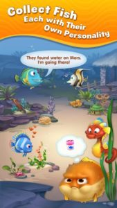 تصویر محیط Fishdom: Deep Dive v2.32.0