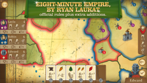 تصویر محیط Eight-Minute Empire v1.2.4