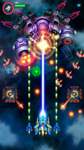 تصویر محیط Infinity Shooting: Galaxy War v1.8.16