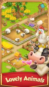 تصویر محیط Village and Farm v5.12.1