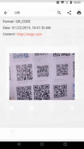 تصویر محیط QR BarCode Mod v1.6.9