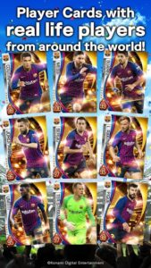 تصویر محیط PES CARD COLLECTION v3.3.0