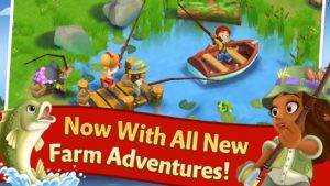 تصویر محیط FarmVille 2: Country Escape v12.4.3887