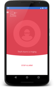 تصویر محیط Full Battery Alarm & Theft Alarm v5.4.1r330