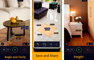AR Ruler App – Tape Measure & Cam To Plan v1.3.4