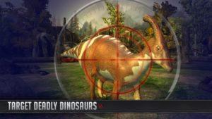 تصویر محیط Dinosaur Hunter 2018 v5.7