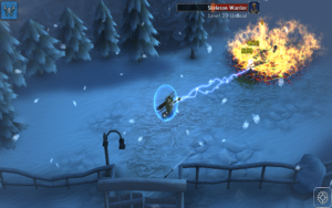 تصویر محیط Eternium: Mage And Minions v1.5.42