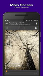 تصویر محیط AIMP v2.90 build 858