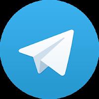 دانلود پیام رسان تلگرام آیکون
