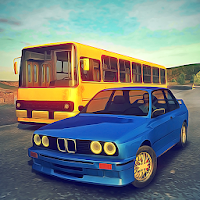 رانندگی با ماشین های کلاسیک آیکون