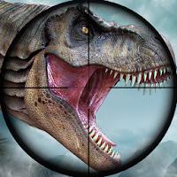 بازی شکارچی دایناسور آیکون