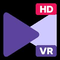 پلیر فیلم های واقعیت مجازی آیکون
