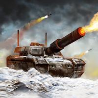 بازی استراتژیک فرماندهی ارتش و تانکها برای جنگ با متفقین آیکون
