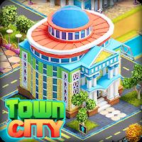بازی شهرداری شهر کوچک آیکون