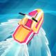 بازی مسابقات قایق سواری Flippy Race v1.1