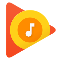 نرم افزار گوگل پلی موزیک آیکون