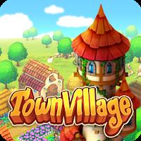بازی ترکیبی شهرسازی و مزرعه داری آیکون