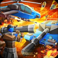 بازی شبیه ساز ارتش با امکان استفاده از نیرو های دریایی،زمینی و هوایی آیکون