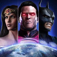 بازی رزمی بی عدالتی: خدایان بین ما آیکون