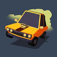 بازی فرار کردن از پلیس با ماشین های فانتزی آیکون
