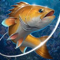 بازی واقع گرایانه ماهی گیری آیکون