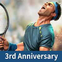 بازی تنیس حرفه ای آیکون