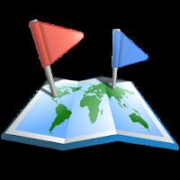 نرم افزار نقشه آفلاین با پشتیبانی از نقشه های توپوگرافی آیکون