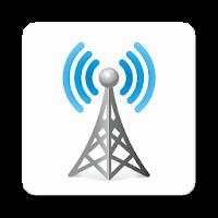 نرم افزار نمایش قدرت سیگنال وایرلس آیکون
