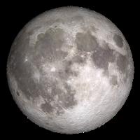 نرم افزار حالت های ماه در آسمان آیکون