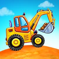 بازی ساخت ماشین های سنگین و استفاده از آن آیکون