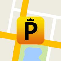 نرم افزار پیدا کردن جای پارک با GPS آیکون