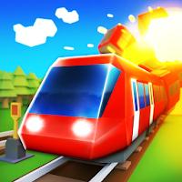 بازی انتخاب مسیر درست برای قطار آیکون