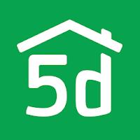 نرم افزار طراحی داخلی خانه آیکون