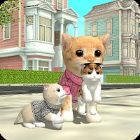 بازی آنلاین شبیه ساز گربه آیکون