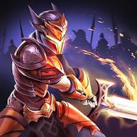 بازی نقش آفرینی قهرمان های افسانه ای:سایه شمشیر تاریکی آیکون