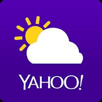 نرم افزار هواشناسی یاهو ایران آیکون